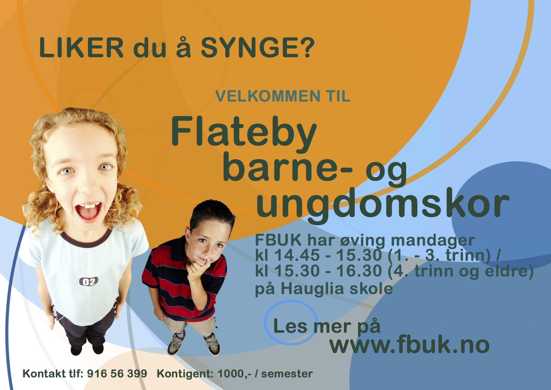 Rekruttering FBUK Høst 2018